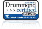 Drummond Certified Logo