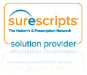Surescripts Solutions Provider Logo