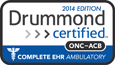 PracticeStudio Drummond EHR Certification