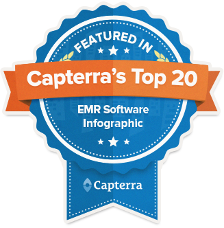 PracticeStudio - Capterra's Top 20 EMR