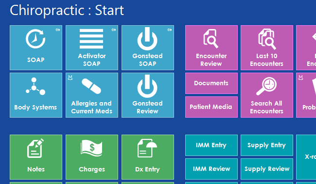 Chiropractic Ehr Systems Electronic Health Record